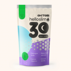 Hello Slim Night Teatox - Teatox